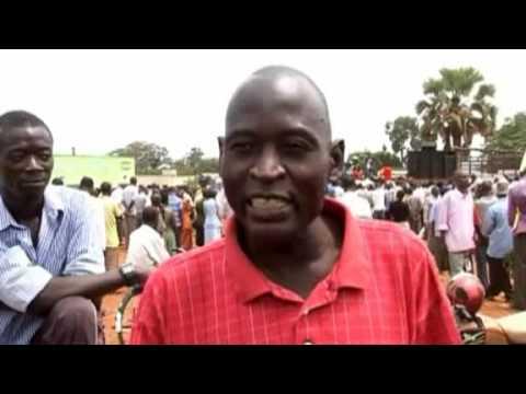 同性愛反対のパレードが起きる国、ウガンダ