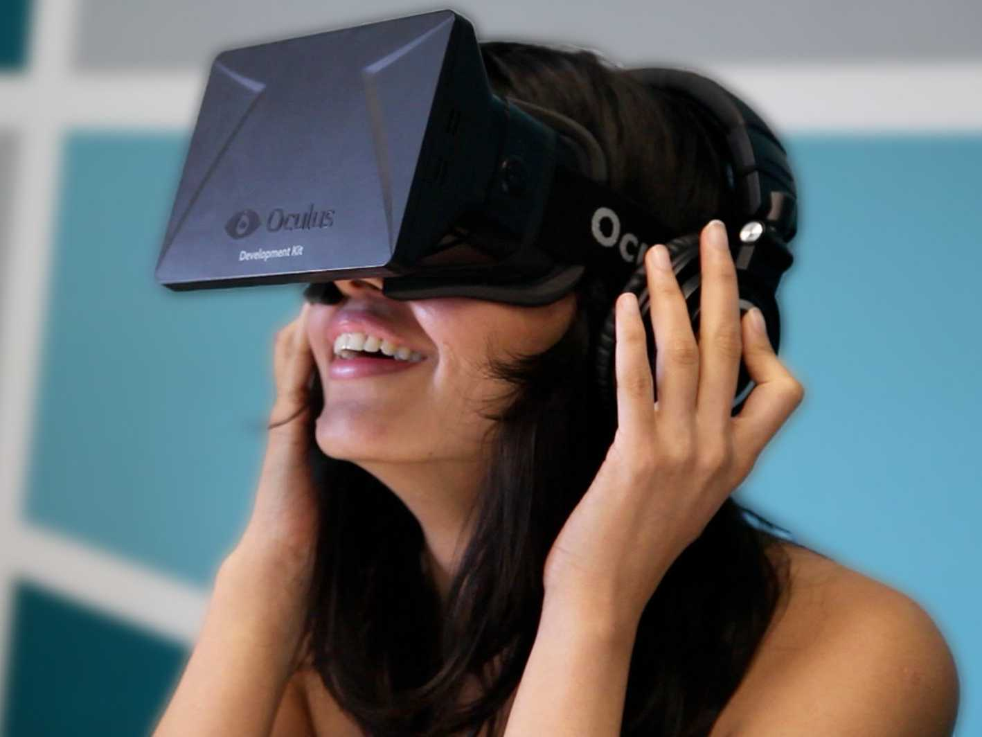 ヘッドマウントディスプレイのOculus VR、Facebookが20億ドルで買収