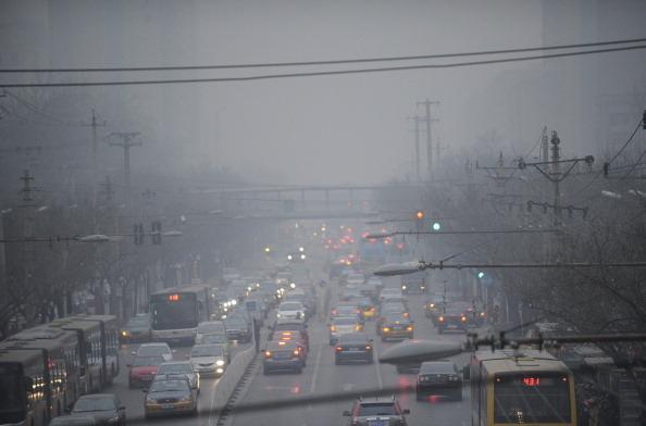 2012年、全世界で700万人が大気汚染により亡くなる:WHO発表
