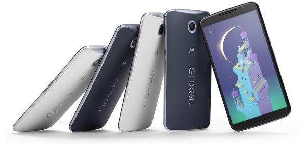 Google「Nexus 6」