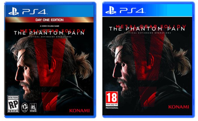 左が以前公開されていたパッケージ。右が最近公開されたパッケージ