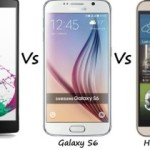 Galaxy S6、HTC One M9、Xperia Z3、3機種のベンチマークスコア対決。結果は?