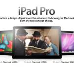 12インチiPad Pro、11月発売も出荷量は僅少に?