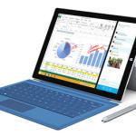 Surface Pro4、「Skylake」コアとWindows10を搭載し10月に発売