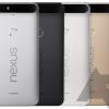 Nexus 6Pは本体カラー4色展開。新カラーとして「ゴールド」が登場