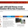 新型Nexus5/Nexus6、9月29日に発表か?