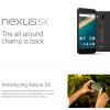 Nexus 5X、スペックシートが流出。4K撮影可、64Gバイトモデルなし