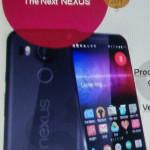 2015年版Nexus5、新たなスペック情報と本体カラー「ブラック」の存在がリーク