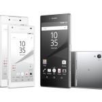 ソニー、Xperia Z5/プレミアム/コンパクトを正式発表。スマホ世界最速0.03秒オートフォーカス、4Kディスプレイ