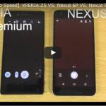 XPERIA Z5シリーズはカメラアプリの起動が遅い