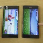 Xperia Z5はアプリ起動速度が旧Xperiaと比べても微妙。XperiaシリーズとiPhone6sでアプリ起動、Webブラウジングを比較