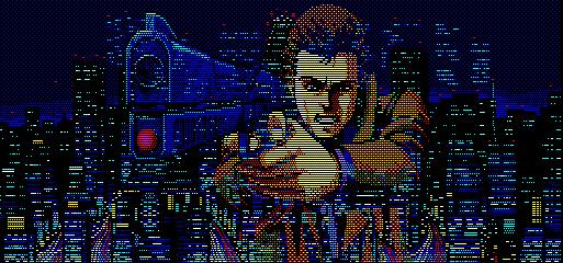 PC-88『スナッチャー』2