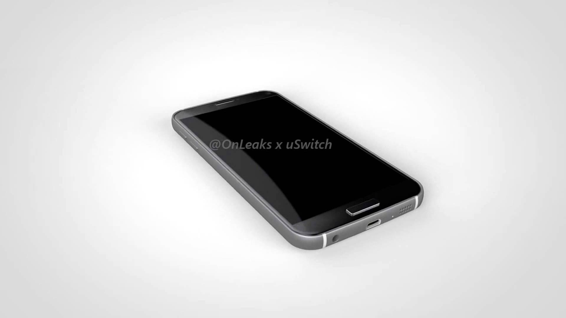 Galaxy S7 Plusのレンダリング映像が公開