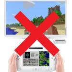 Wii Uマインクラフトあれこれ3つ。ゲームパッドのセカンドスクリーン対応は?パッケージ版も発売決定!対応周辺機器など