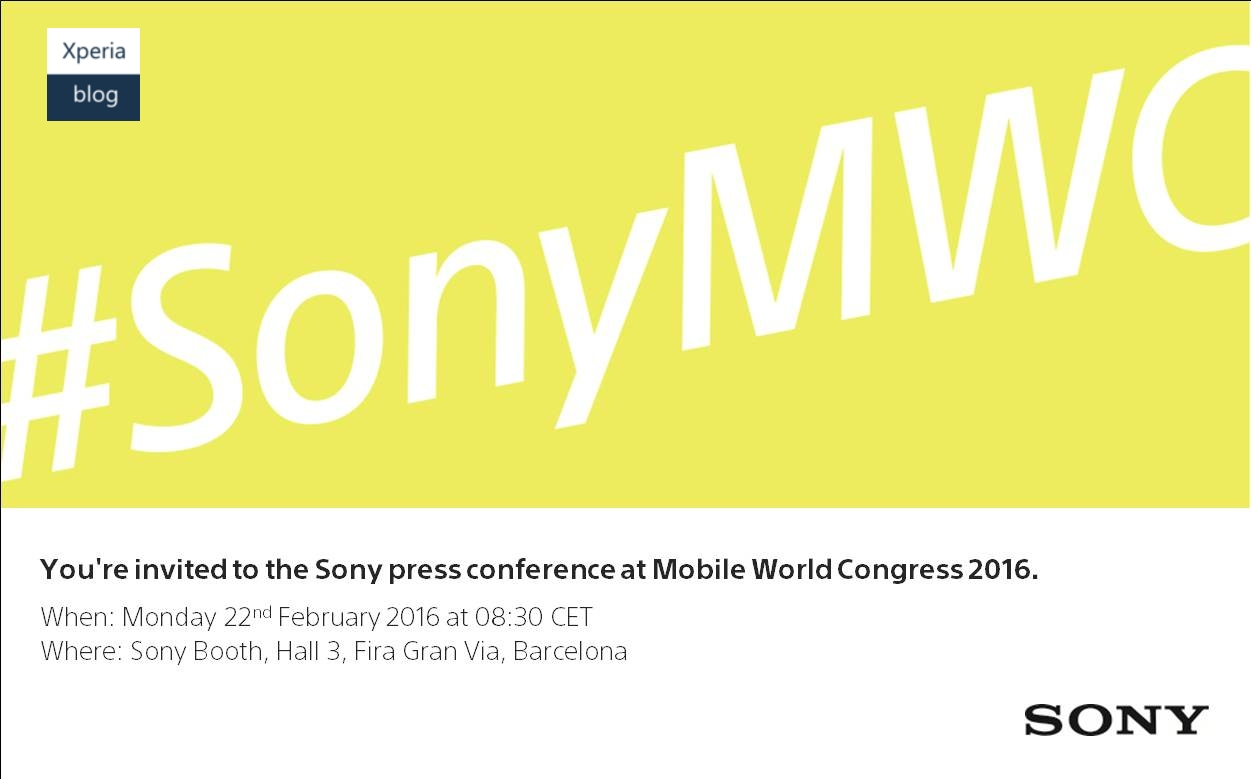 MWC-2016_Sony-Conference