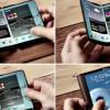 「登場以来の大転換。18年登場のiPhone 8、有機EL採用で折りたたみ型デザインに」と日経テクロノジーが報道