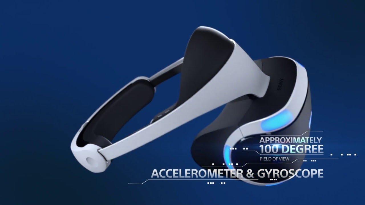 10月発売!PlayStation VR(PS VR)、リーク・発売日・ソフト情報まとめ