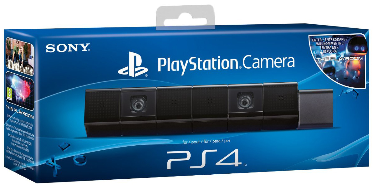Playstationcamere