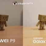 HUAWEI P9とGalaxy S7 edgeの撮影比較写真9枚