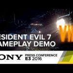 カプコン曰く「VRはホット市場」、VR対応「バイオ」最新作『Resident EVIl 7 Biohazard』が発表