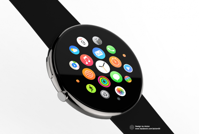 Round-Apple-Watch