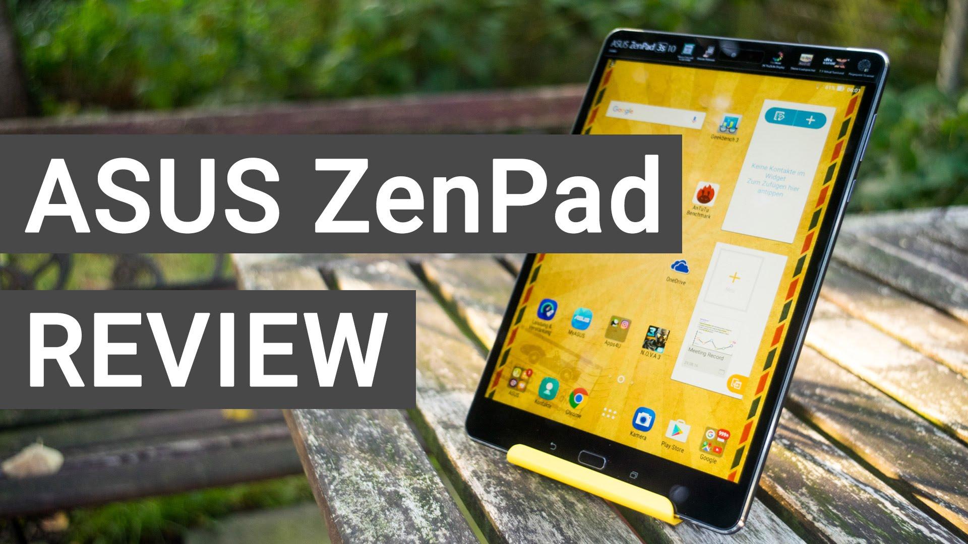 【IFA2016】タブレット「ZenPad 3S 10」、グローバル市場では今月中に発売