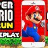 ゲームアプリ『スーパーマリオ ラン』はiOS版に遅れてAndroid版もリリース&プレイ動画