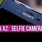 Xperia XZ前面カメラ、手ブレ補正機能の優秀さがわかる動画