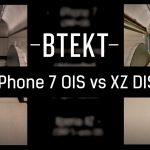 Xperia XZとiPhone 7の撮影動画比較。Xperia XZの手振れ補正機能を称賛する声が多い