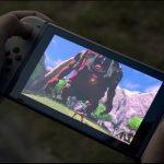 NintendoSwitch版「ゼルダの伝説」はドック接続(TV接続)で900p動作。WiiU版とのグラフィック比較映像も