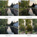 iPhone 7 Plus、Pixel XL、Galaxy S7 edgeの撮影写真、ユーザー投票による比較