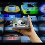 ATARIからFC、PSPまで22機種のゲームがプレイ可な「RetroEngine Sigma」のクラウドファウンディングが開始。すでに目標額の8倍超が集まる