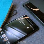 プレミアムモデル、Huawei Mate 9 ポルシェデザイン を開封した様子