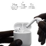 【不具合】AirPods、充電ケースのバッテリー持ちの悪さが報告