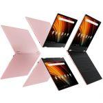 人気のLenovo製タブレット「Yoga Book」に12.2インチ版が登場。299ドル