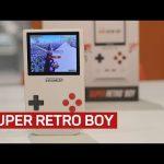 GB/GBC/GBAのゲームが遊べる「Super Retro Boy」、プレビュー動画が公開
