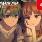 【Nintendo Direct:①】3DS『ファイアーエムブレム Echoes もうひとりの英雄王』と、主人公たちのAmiiboが4/20発売