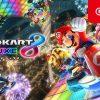 NintendoSwitch用ソフト『マリオカート8 デラックス』4/28発売。バトルモードや「スプラトゥーン」キャラ・コース登場も