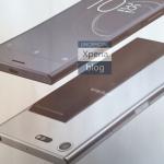 新型Xperia XZ Premiumの本体画像がリーク。Xperia XZとZ5 Premiumを掛け合わせたようなデザイン