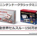 任天堂「ミニファミコンは今後も生産する」