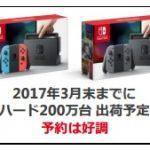 Nintendo Switchのオンラインサービスは年額:2~3,000円。100タイトル以上が開発と増加中