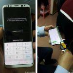 Galaxy S8の本体カラー:ホワイトがリーク