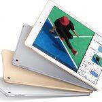 17年新型「iPad」と旧「iPad Air 2」の違うところ7ポイントと、スペック比較表