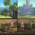 【比較】Nintendo Switchの性能が分かる、ドラクエヒーローズ・ゼルダ・SkyrimでのPS4/PSVITA/PC/WiiU各版との比較映像