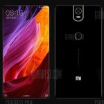 通販サイトGEARBESTに未発表「Xiaomi Mi MIX 2」が登場。オモテ面がすべてディスプレイ・6.4インチ・Snapdragon 835・メモリ最大8GB