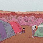 架空のシリア人難民夫婦を描くアドベンチャーゲーム『Bury Me, My Love』が6月にリリース