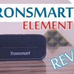 通販サイトGeekBuyingのおすすめ商品、12時間連続使用可能なBluetoothスピーカー「Tronsmart Element T2」
