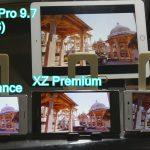 【レビュー】4KHDR映像でのXperia XZ Premium・iPad Pro 9.7・X Performance・Z5のディスプレイの比較