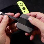 これはイイ!NintendoSwitchのドックを小型化し携帯できるようにした「SFANS」
